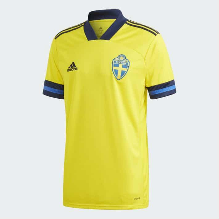 Camiseta de Suecia 2020