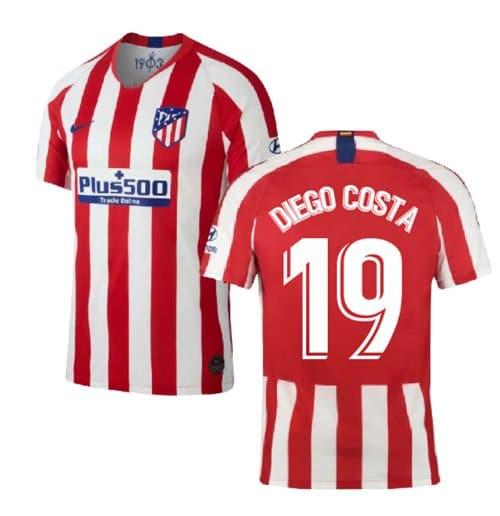 Camiseta del atletico de madrid 2020