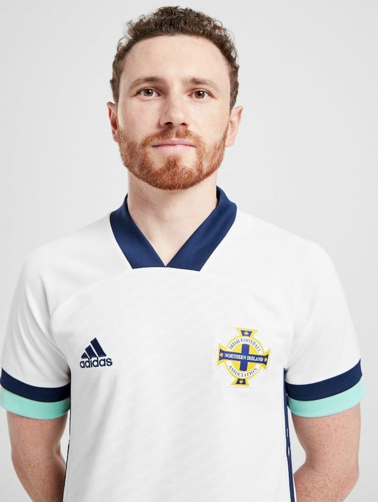 Produce Ventana mundial episodio  ▷ Nueva Camiseta Irlanda Del Norte 2020-2021 | Adidas ✓» Siempre Mas Fútbol